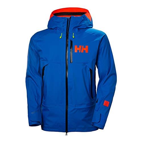 Helly Hansen Herren SOGN Shell Jacke, Electric Blue, M