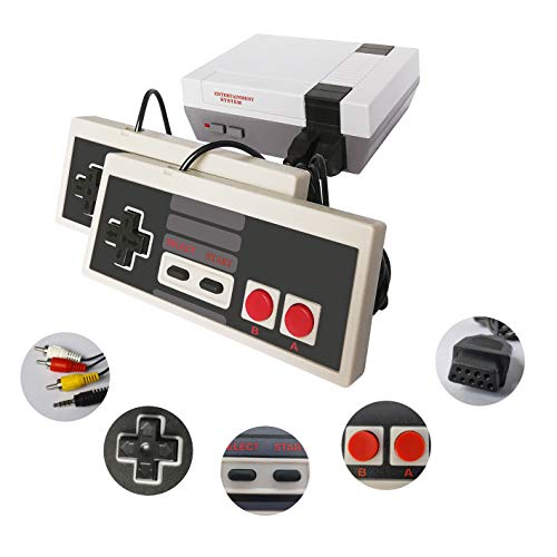 Classic Mini Retro Game Console ...