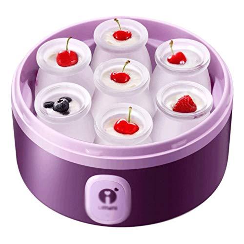 YILIAN Máquina de Yogurt-Sweet Spot Crema for Hacer Hielo instantáneo Fabricante Congelados congelados en Minutos Máquina de Hielo Frito for Yogurt, Sorbete, Helado