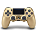 DualShock 4 Wireless Controller for PlayStation 4 - Gold (Renewed)