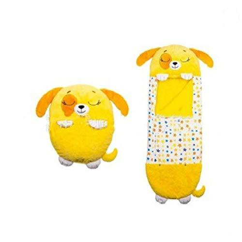 Nappers Happy Kids Play Pillow, Fun Sleeping Bag Foldable Soft Kids Animal Sleeping Bag, Licorne Sac De Couchage pour Enfants