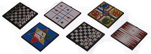 Mini Reisespiel Reise Spiel magnetisch, Spiel:Backgammon