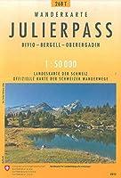 Julierpass 2012 (Wanderkarten S.)