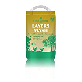 Dodson & Horrell Layers Mash 5kg Poultry Feed