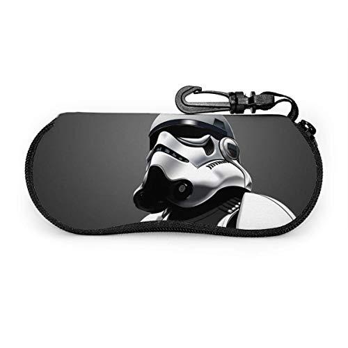 s Jedi Knights - Estuche para Gafas de Sol, portátil, con Cremallera, Funda para Gafas de Sol, Bolsa de protección