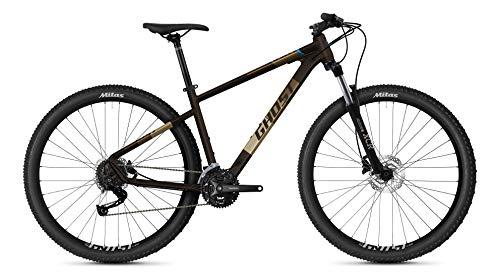 Ghost Kato Universal 27.5R AL U Mountain Bike 2021 (XS/36cm, Brown/Blue)