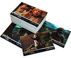 Harry Potter The Prisoner OFFicial site of Azkaban - 90-Card Set New Shipping Free Update Base