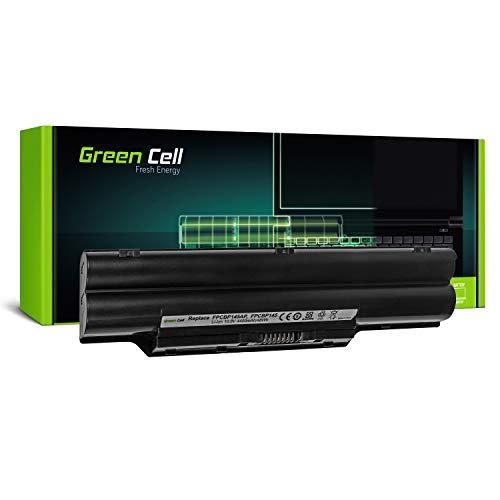 Green Cell Laptop Akku FPCBP145 FPCBP145AP FPCBP219 FPCBP281 FPCBP282 FPCBP325 für Fujitsu LifeBook AH572 E751 E752 E781 E782 S710 S751 S752 S760 S761 S762 S782 S792 S7110 P701 P702 P770 P771 P772