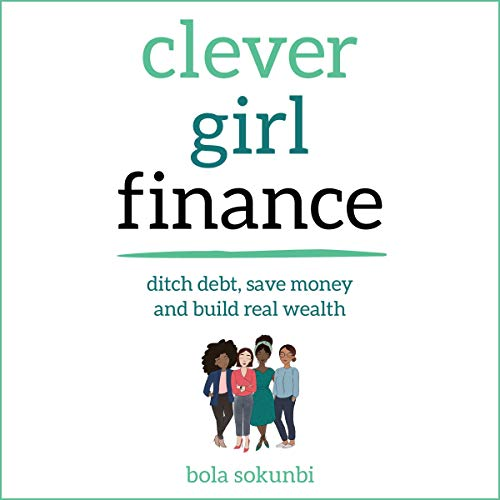 Clever Girl Finance audiobook cover art