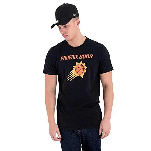 adidas, Maglietta da Uomo Phoenix Suns, Uomo, 11546140, Nero, L