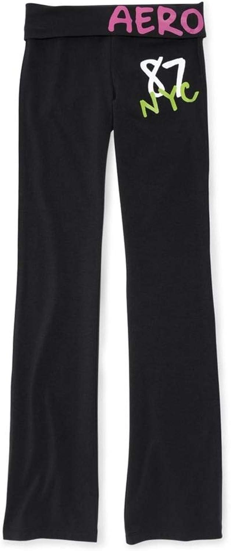 Aeropostale Womens Nyc Yoga Pants