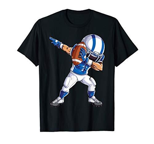 Dabbing Football T shirt Kids Boys Men Dab Dance Funny Gifts T-Shirt