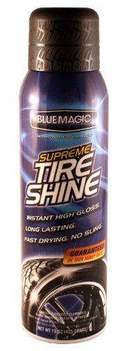 Blue Magic 680 Supreme Tire Shine Aerosol - 15 oz.