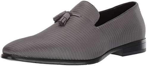 Stacy Adams Men s Tazewell Tassel Slip On Loafer Gray 9 5 M US product image