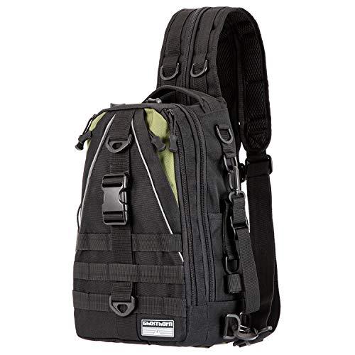 Ghosthorn Fishing Tackle Backpack Storage Bag