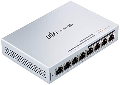 MARQUE GENERIQUE Unifi Switch 8 Porte Gigabit di Cui 4 Po