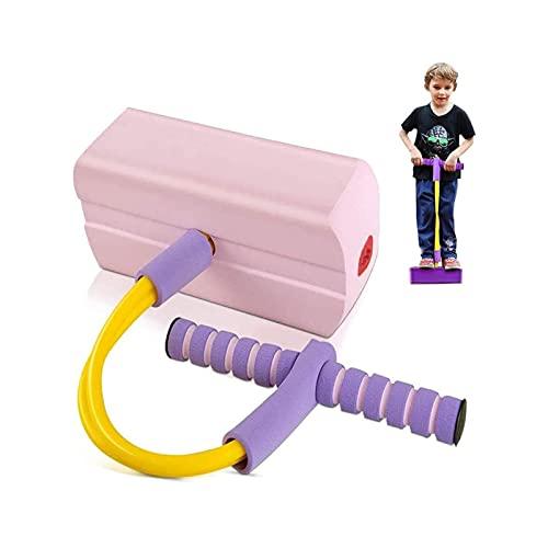 GST Saltador Bounce Stick Pogo Stick8-15 de 6 años de Edad y niños Mayores niños y niñas for el Jinete