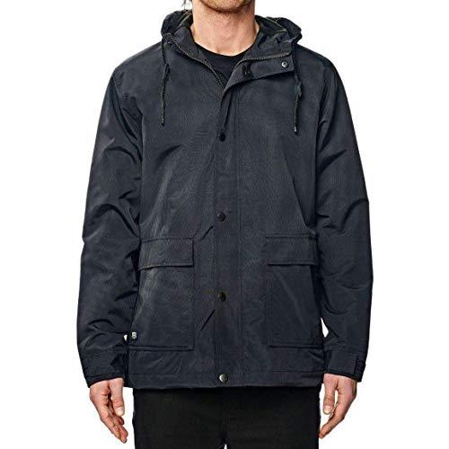 Globe Boys GS Utility Thermal Jacket – Veste, Enfant, Noir (Black)