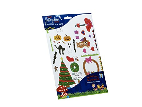 The Irish Fairy Door Company FD554156 Décoration Murale de Saison