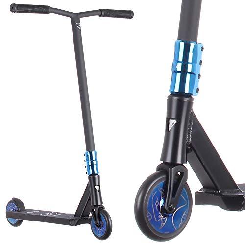 Anaquda Park V7 Stunt-Scooter H=89cm (schwarz/Bluechrome)