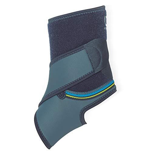 Tobillera de neopreno de talla única, recomendada para esguinces de tobillo, tendinitis de tobillo y deportes al jugar, talla única