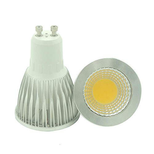 Lichtscheinwerfer 9W 12W 15W LED-Leuchten E27 E14 Gu10 Gu5.3 220V Mr16 12V Cob LED-Lampe Warmweiß Kaltweiß LED-Lampe Cob, 1St, Natürliches Licht