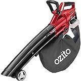 Ozito PXCBLVS 36v Cordless Brushless Garden Vacuum and Leaf Blower