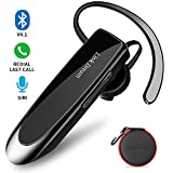 Best Bluetooth Headset For Small Ears - Bluetooth Earpiece Link Dream Wireless Headset with Mic Review