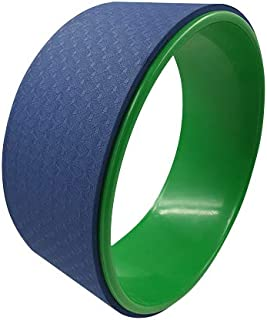 Genconnect Yoga Wheel Blue