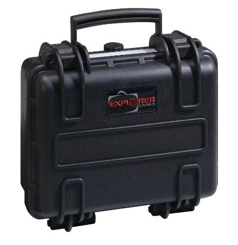 Best Divers Explorer koffer, 7 liter, zwart (Nero)