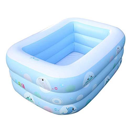Piscina inflable, de 3 capas Piscina for niños for los niñ