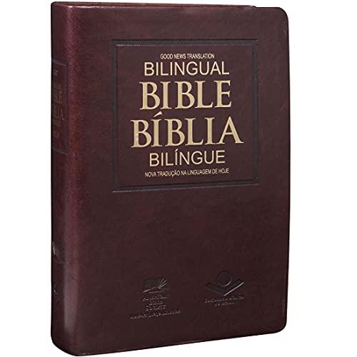 Bíblia Bilíngue Português – Inglês: Nova Tradução na Linguagem de Hoje (NTLH)