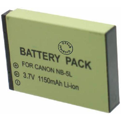 batería canon nb-5l fabricante Otech