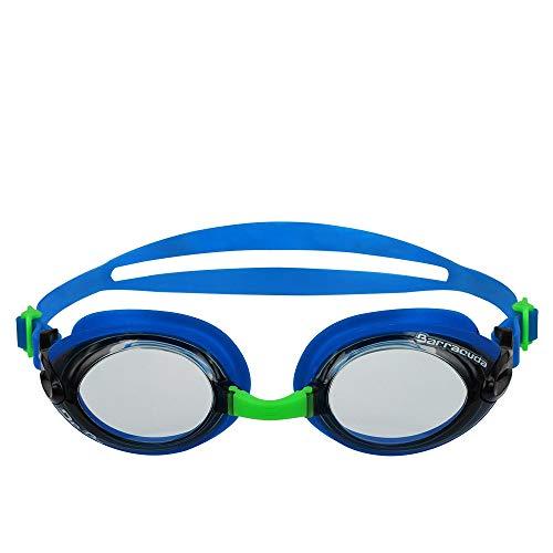 Dr.B iedge-Barracuda Optical Swim Goggle IE-92295 (BLU) (-7.0) -  MERLION SPORTS