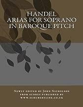 handel soprano songs