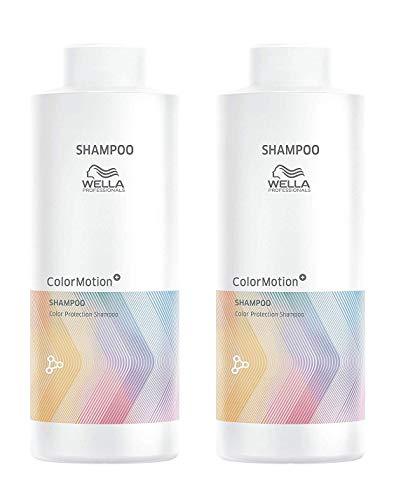 Pack de 2 champús ColorMotion+ de protección del color, 1000 ml