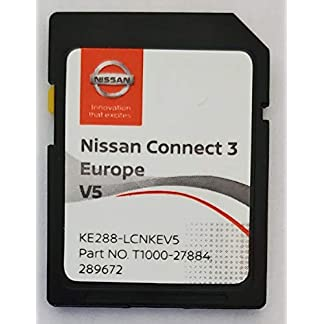 SD-Karte-GPS-Europe-2020-v5-Nissan-Connect-3-LCN2-Database-Q12019