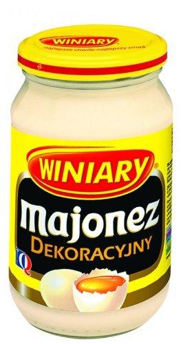 Winiary - Dekorative Mayonaise 250g // Winiary - Majonez Dekoracyjny 250g