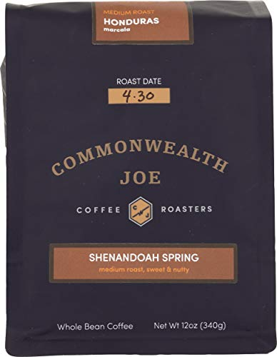 Commonwealth Joe, Coffee Seasonal Latin American, 12 Ounce