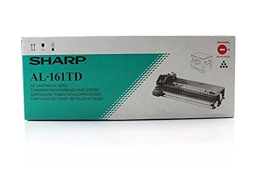 Original Toner passend für Sharp AL-1644 Sharp AL161TD, AL-161TD - Premium Drucker-Kartusche - Schwarz - 15.000 Seiten