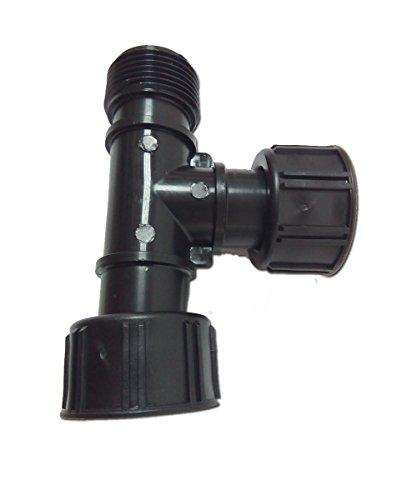 Rc-Junter 922500D00D Colector de riego, 1