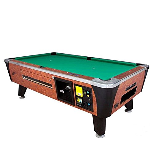 Why Should You Buy Dynamo Coin Op Pool Table with DBA - Sedona - 8'