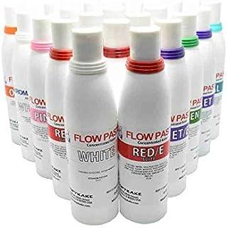 Flowpaste 8 oz burgendy