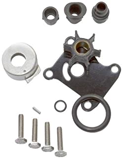 SEI MARINE PRODUCTS- Compatible with Evinrude Johnson Water Pump Kit 8 9.9 15 HP 2 Stroke 4 Stroke 1974-Current