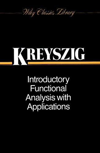 Compare Textbook Prices for Introductory Functional Analysis with Applications 1 Edition ISBN 8601405042378 by Kreyszig, Erwin