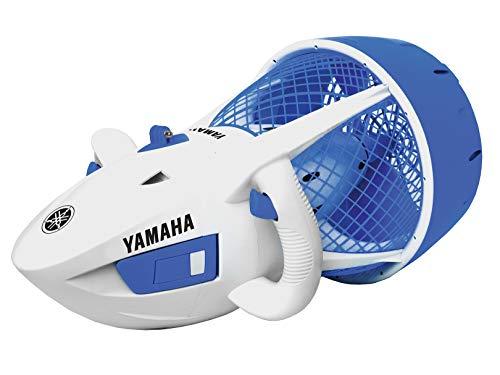 Yamaha Explorer Unisex Niño, Azul Claro