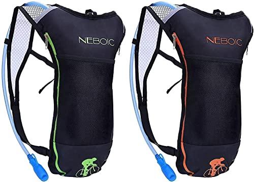 Neboic Neboic 2Packs mit 2L Trinkblase Bild