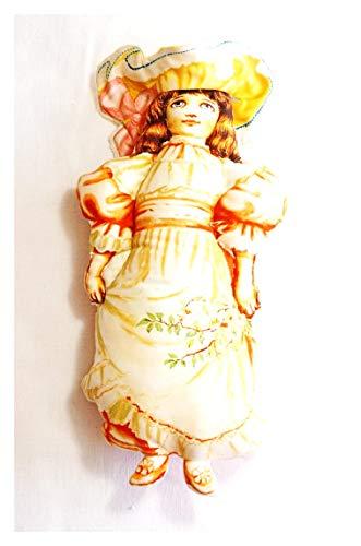 Viktorianische Dekopuppe (3)