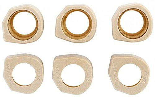 Rollensatz Dr. Pulley 20x17 mm Gramm 8,0