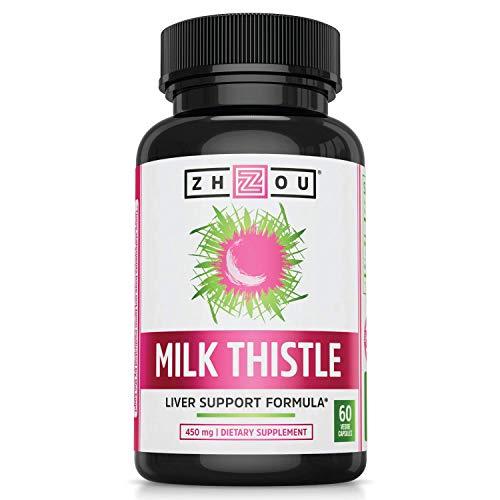 Zhou Milk Thistle Standardized Sily…